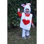 Disfraz De Conejo De Alicia En El Pais De Las Maravillas