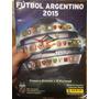 Álbum Figuritas Futbol Argentino 2015 Con 242 Figus!!