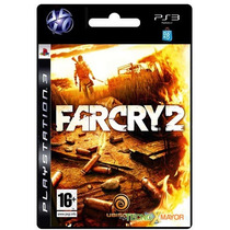 Far Cry 2 Juego Ps3 Store Microcentro
