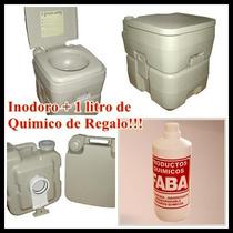 Inodoro Quimico Portatil Practipotty 20l Zona Norte !promo!