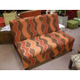 Sillón Sofa Cama De 2 Plazas - Cómodo Y Práctico