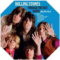 The Rolling Stones Through The Past Darky Lp Vinilo En Stock