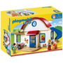 Playmobil 6784 123 Casa Con Familia Original Intek