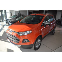 Plan Ovalo Ford Ecosport Kinetic Adjudicada, Cuotas De $1290