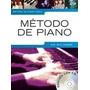 Libro Metodo De Piano +cd Curso Para Aprender Desde 0- Nuevo
