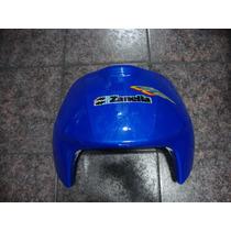 Pecho Frente Zanella Zb 110 Azul Original En Fas Motos