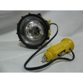 Linterna,portatil Para Auto+cable 3mts+iman Para Aderencia
