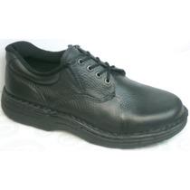 Zapato De Trabajo Vigilador Puntera Reforzada