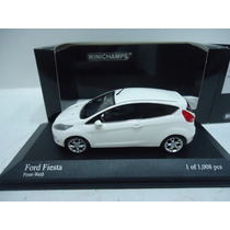 Ford Fiesta Kinetic 1/43 Minichamps