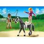 Entrenamiento De Caballos Muñecos Playmobil - Art. 5229