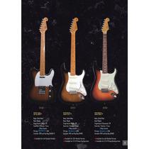 Guitarras Sx Vintage Series Stratocaster/telecaster