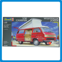 -full- Vw Camper Westfalia Joker 1/25 Revell 07344