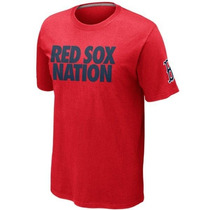 Remeras Estampadas Mlb Boston Red Sox Baseball