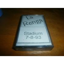 La Renga En Stadium 1993 Cassette