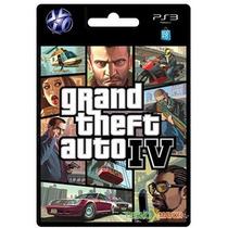 Gta 4 Grand Theft Auto Iv Juego Ps3 Store Microcentro