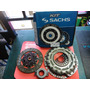 Embrague Original Volkswagen Sachs Vw Gol Gti 210 Mm