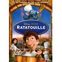 Ratatouille - Dvd Original - Caja De Cartón