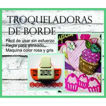 Troqueladora De Bordes - Craft Punch - Marca Artemio