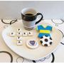 Boca Futbol Cookies/galletitas Tematicas Personalizadas