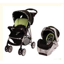 Coche Travel System Graco Literider Trotyl Kids