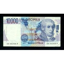 Billete Italia 1984 10000 Lire Pick 112 A