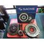 Kit Embrague Sachs Ford Fiesta 1.6 + Actuador Hidraulico
