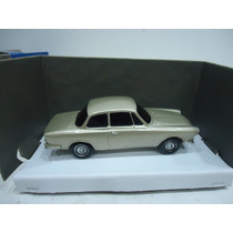 Fiat 1500 Coupe Bignale 1/43 Hermosa Replica