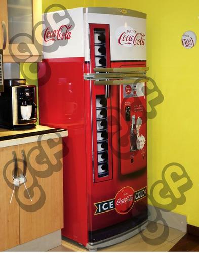Vinilos decorativos para heladeras showroom en almagro for Precio de vinilos decorativos