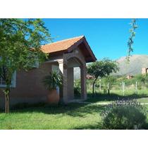 Alquiler Temporario En Merlo San Luis. Hermosa Cabaña