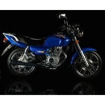 Funda Tanque Combustible Cg 150 Serie 1 Motomel En Cuero