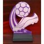 Trofeo Medalla Placa Acrilico Futbol Paddle Tenis X 15 Cm