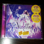Disney Violetta En Vivo / Cd + Dvd / 25 Canciones / Belgrano