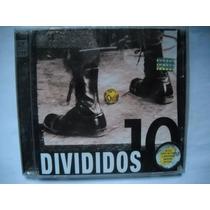Divididos 10 2cds Sellado +divididos Sumo Las Pelotas.