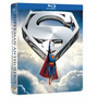 Blu Ray Superman Anthology Lata Steelbook Doblaje Latino