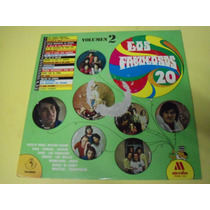 Vinilo Los Fabulosos 20 Vol.2 Compilado Retro Varios Interp.