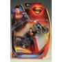 Superman 10 Cm Articulado 100% Original Mattel / Dc