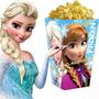 Mega Kit Imprimible Frozen Elsa Candy Bar Cumpleaños 2 X 1