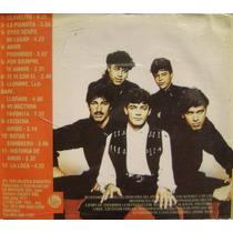 Prisioneros Del Amor-cumbia-cd Difusion