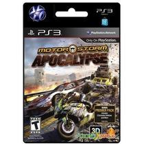 Motorstorm Apocalypse Juego Ps3 Store Microcentro