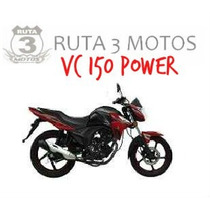 Moto Gilera Vc 150 Power Full 0km 2016