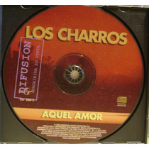 Los Charros-cd Difusion