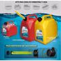 Bidon Nafta/combustible 10 Litros Con Venteo Y Pico Vertedor