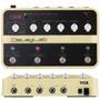 Pedal Vox Delaylab Delay 30 Presets 4 Switch Looper Guitarra