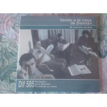 El Cuarteto De Nos - Yendo A La Casa De Damian (cd Single)