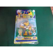 Muñeco Fuleco - Brasil 2014