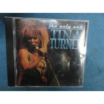 Cd Tina Turner The Only One