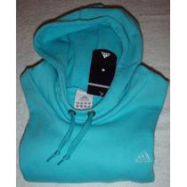 Buzos Originales Unisex Adidas Con Capucha - Varios Colores