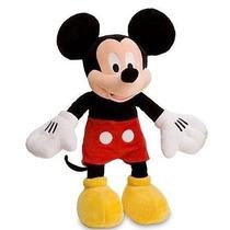Peluche Mickey Minnie Goofy 35 Cm Juguetería El Pehuén