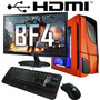 Pc Armada Gamer Amd A10 Video Ati R7 8gb 1tb Para Juegos