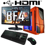 Pc Armada Gamer Amd A10 Video Ati R7 4gb 1tb Full Hdmi